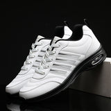 Black White Sport Trainers Anti Slip Luxury Golf Sneakers