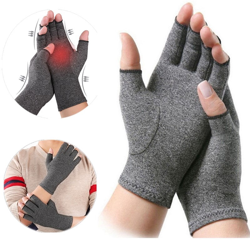 High Elasticity Therapy Compression Arthritis Gloves