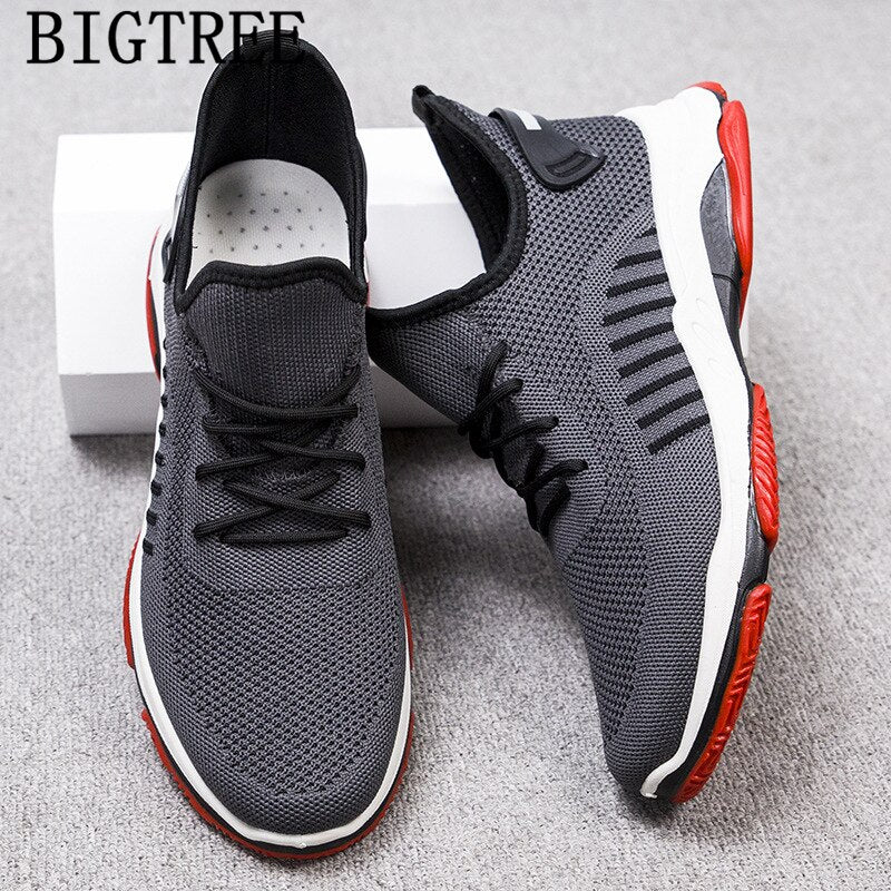 2020 Fashion Casual  Mens Breathable Sneakers