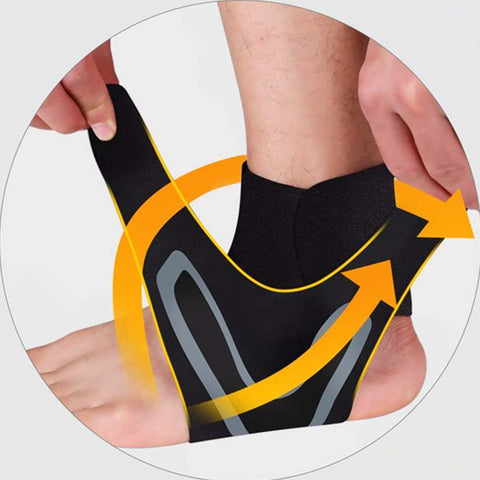 Comfortable & breathable Ankle Support Brace Protection