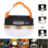 Outdoor Rechargeable LED Camping Lantern
