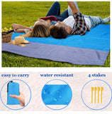 Waterproof Blanket Portable Camping Ground Mat