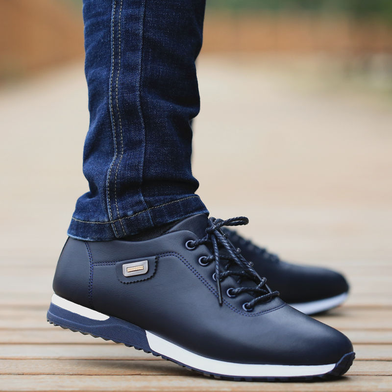 Business Casual Shoes for Man -  Breathable Sneakers