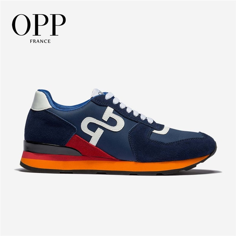 OPP Newbalance 2020 Genuine Leather Sneakers Zapatillas