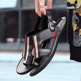 Luxury Summer Cloth Men's Quality Athletic Sandals