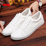 Men Sneakers Casual Soft Leather