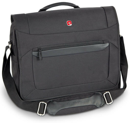 Wenger Messenger Business Bag mit Laptopfach 16 Zoll