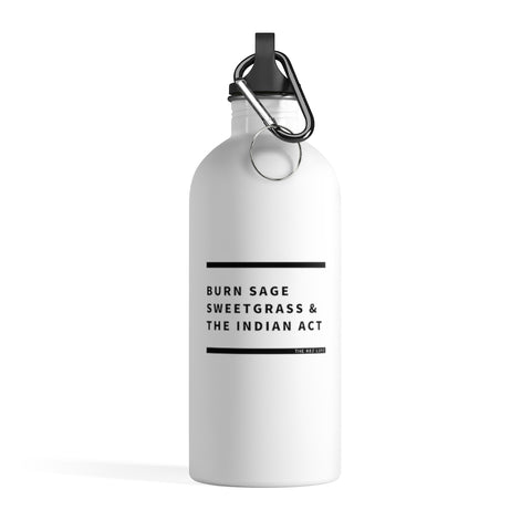BSS&TIA - Stainless Steel Water Bottle