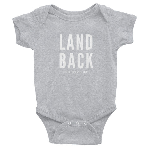 Land Back - Infant Bodysuit