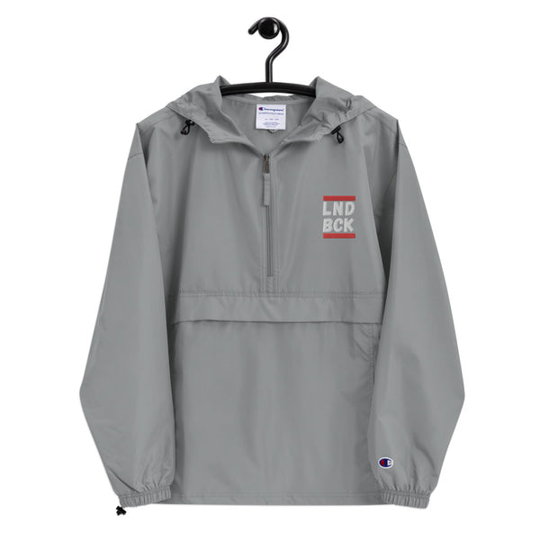 LND BCK - Champion Jacket