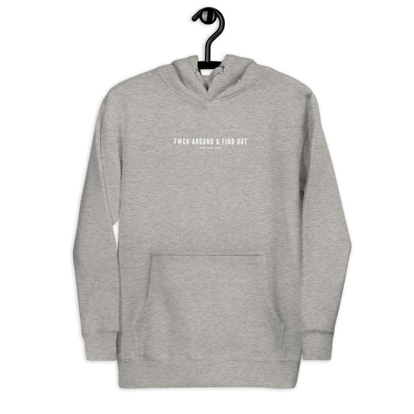 FAFO - if you're reading this, you're too close Hoodie