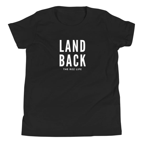 Land Back - Youth Tee