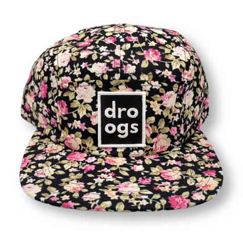 Droogs Gorra Floral