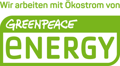 Logo Greenpeace Energy Lagerplus GmbH