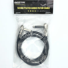 "1/4"" Ghost Fire Pancake Patch Cables-GHOST FIRE-27.5"" 1-Pack ($10.20 each)-GHOST FIRE USA"