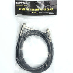 "1/4"" Ghost Fire Pancake Patch Cables-GHOST FIRE-31.5"" 1-Pack ($11.40 each)-GHOST FIRE USA"