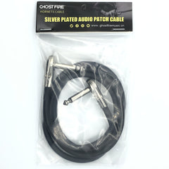 "1/4"" Ghost Fire Pancake Patch Cables-GHOST FIRE-39"" 1-Pack ($14.40 each)-GHOST FIRE USA"