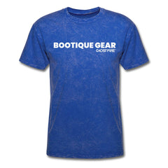 """Bootique Gear"" T-Shirt-Men's T-Shirt-SPOD-mineral royal-M-GHOST FIRE USA"