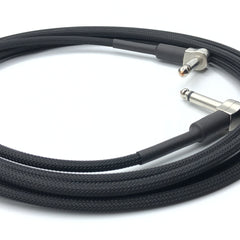 "[CS] Ghost Fire Mini Lead | 1/4"" TechFlex Micro Guitar Cable-TS Cable-GHOST FIRE USA CUSTOM SHOP-GHOST FIRE USA"