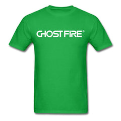 Ghost Fire T-Shirt-Men's T-Shirt-SPOD-bright green-M-GHOST FIRE USA