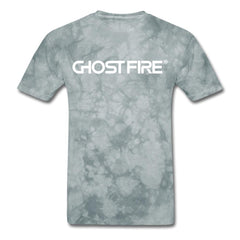 Ghost Fire T-Shirt-Men's T-Shirt-SPOD-grey tie dye-M-GHOST FIRE USA