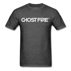 Ghost Fire T-Shirt-Men's T-Shirt-SPOD-heather black-M-GHOST FIRE USA