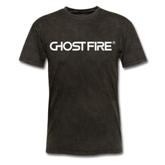Ghost Fire T-Shirt-Men's T-Shirt-SPOD-mineral black-M-GHOST FIRE USA