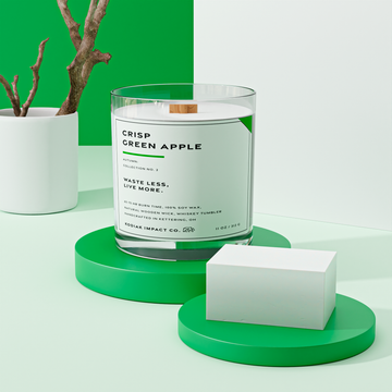 Crisp Green Apple | Zero Waste Candle