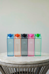 Colored Aqua Carton - 500 ml