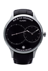 Klo & Co Originals - Classic Midnight Black
