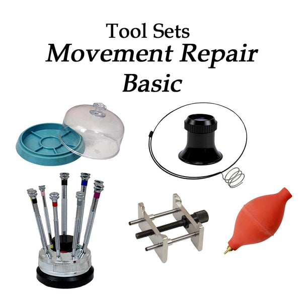 Movement Repair Basic Kit