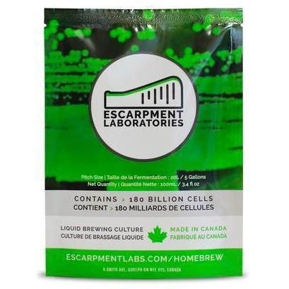 Escarpment Labs Irish Ale