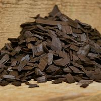 Heavy Toasted Oak Chips 1/4 lb