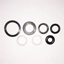 Intertap Seal Kit - Stainless Steel & Polished Chrome