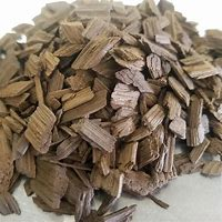 Light Toasted Oak Chips - 1/4 lb