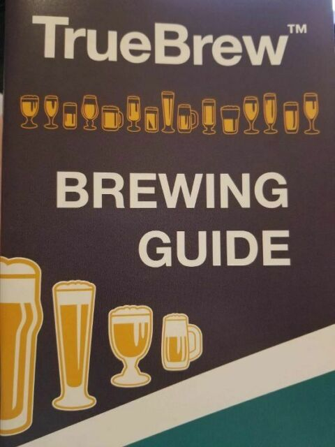 TrueBrew Beer Brewing Guide