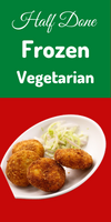 Frozen Food Vegetarian