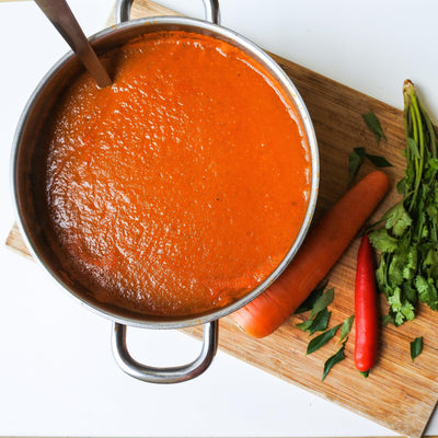 RED GRAVY (BASE RED SAUCE) - Just 2 Eat- Ready to Eat Main Course, Snacks, Breads & Sweets