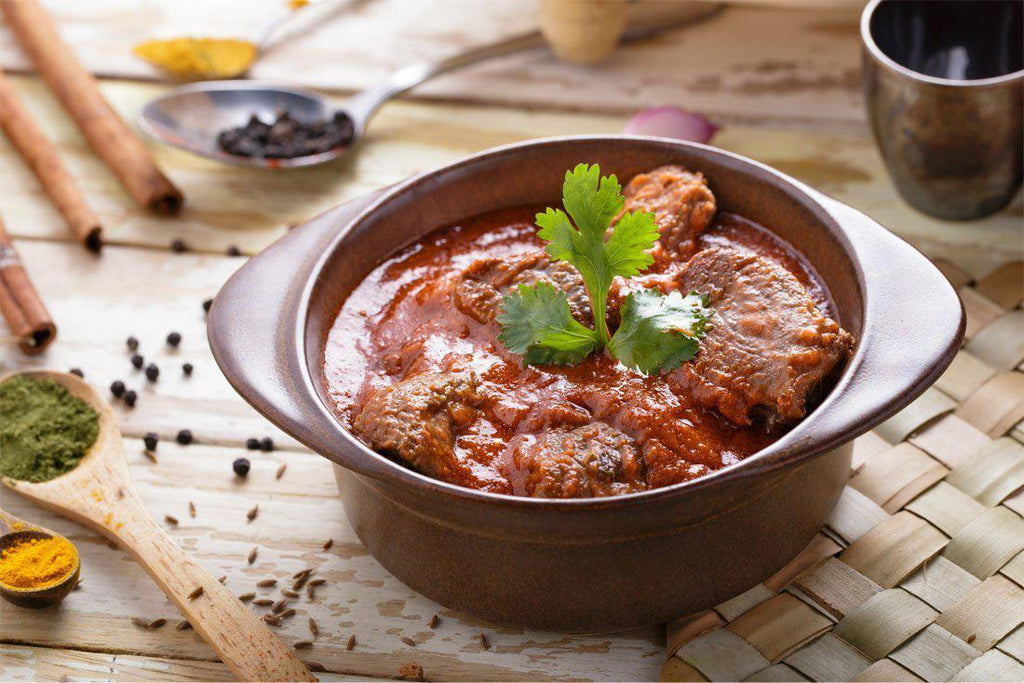 "Mutton Curry - ""Spiced & Fragrant mutton curry"" - Just2Eat"