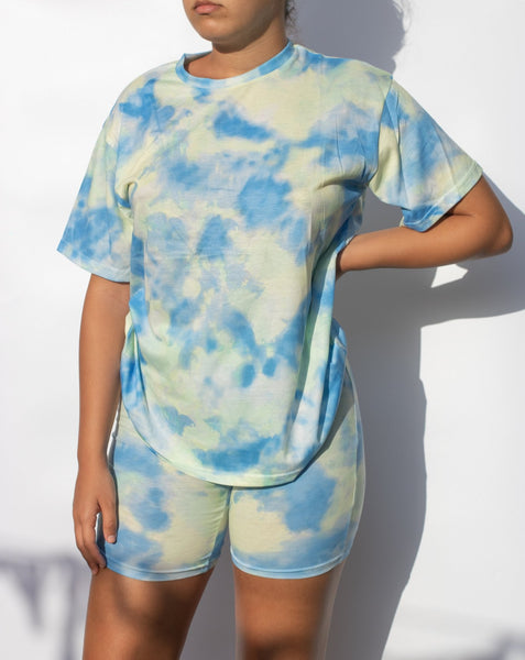 Tie Dye Set - Blue, Pink & Purple - MÏA Brand