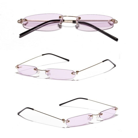 Gigi Sunglasses - Pink, Purple & Red - MÏA Brand