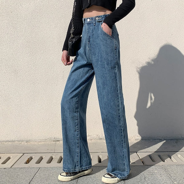 Sam Denim Pants - Blue & Gray - MÏA Brand