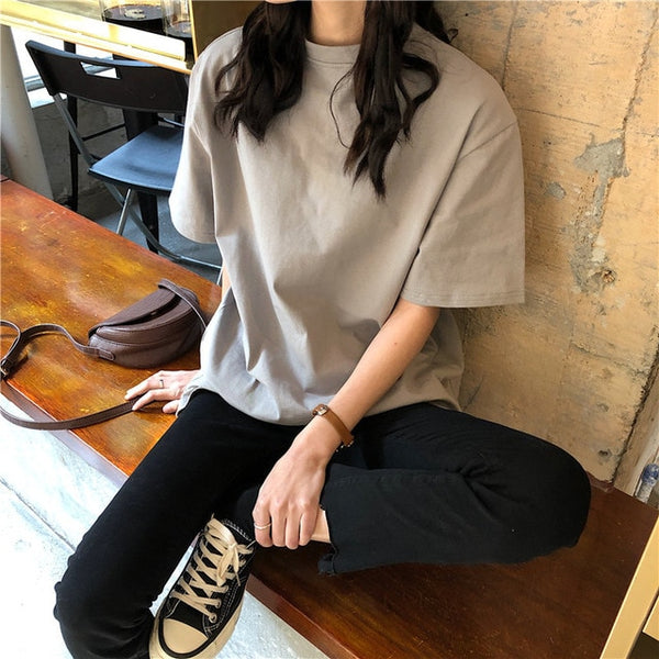 Helen Top - Beige, Gray & White - MÏA Brand