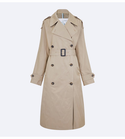 Michele Trench Coat - Camel - MÏA Brand