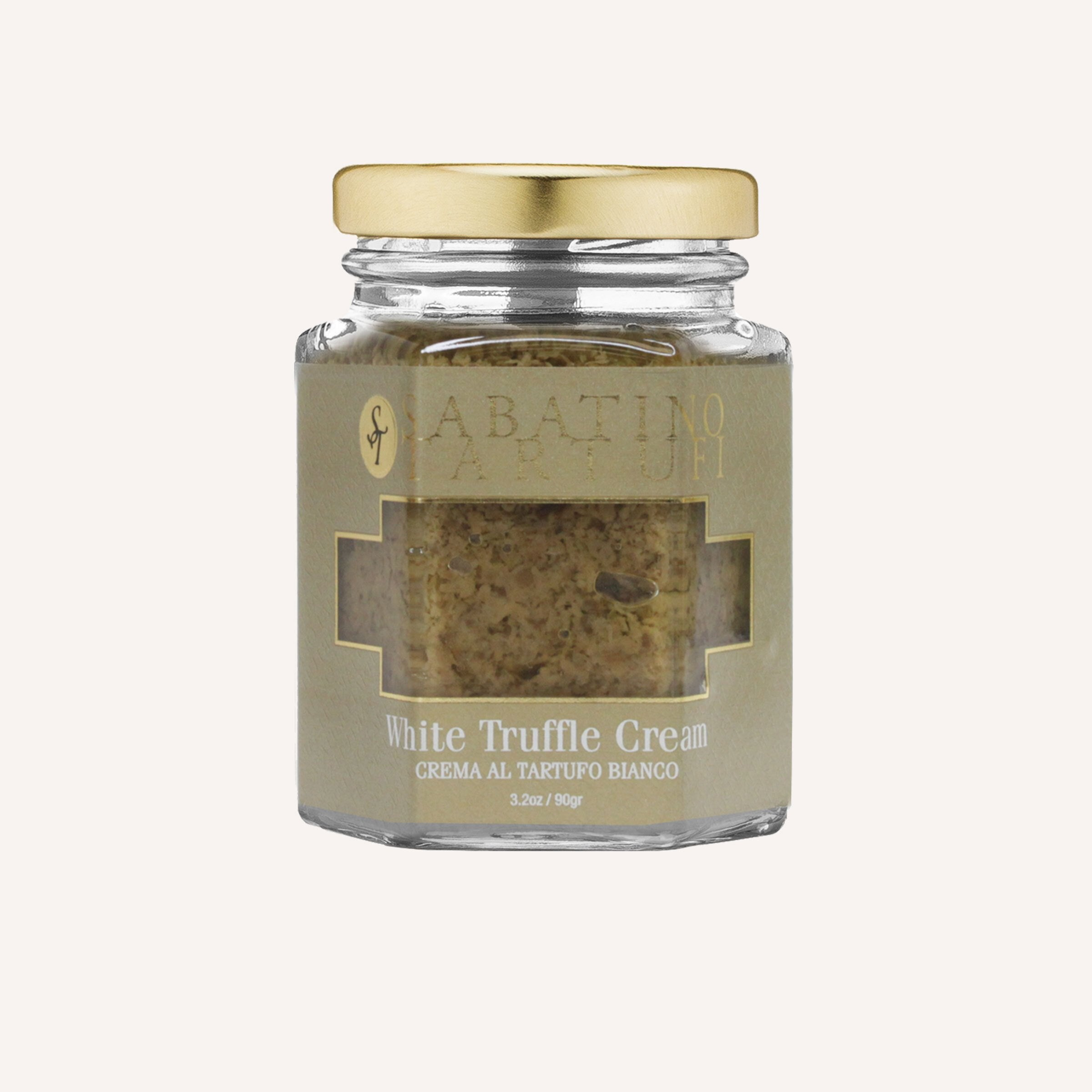 White Truffle Cream - 3.2 oz <br>Case Pack 6 Units