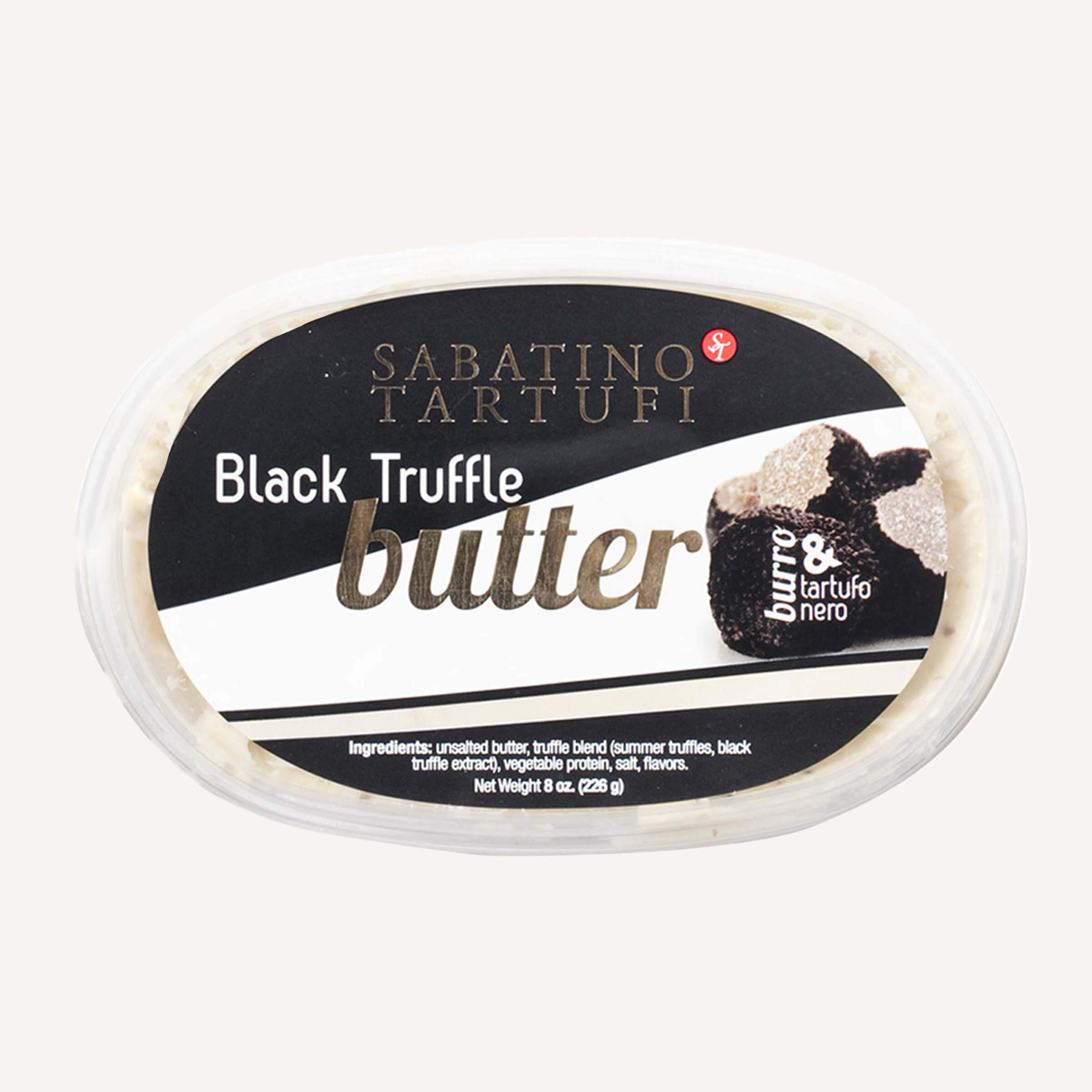 Black Truffle Butter - 8 oz <br> Case Pack 12 Units
