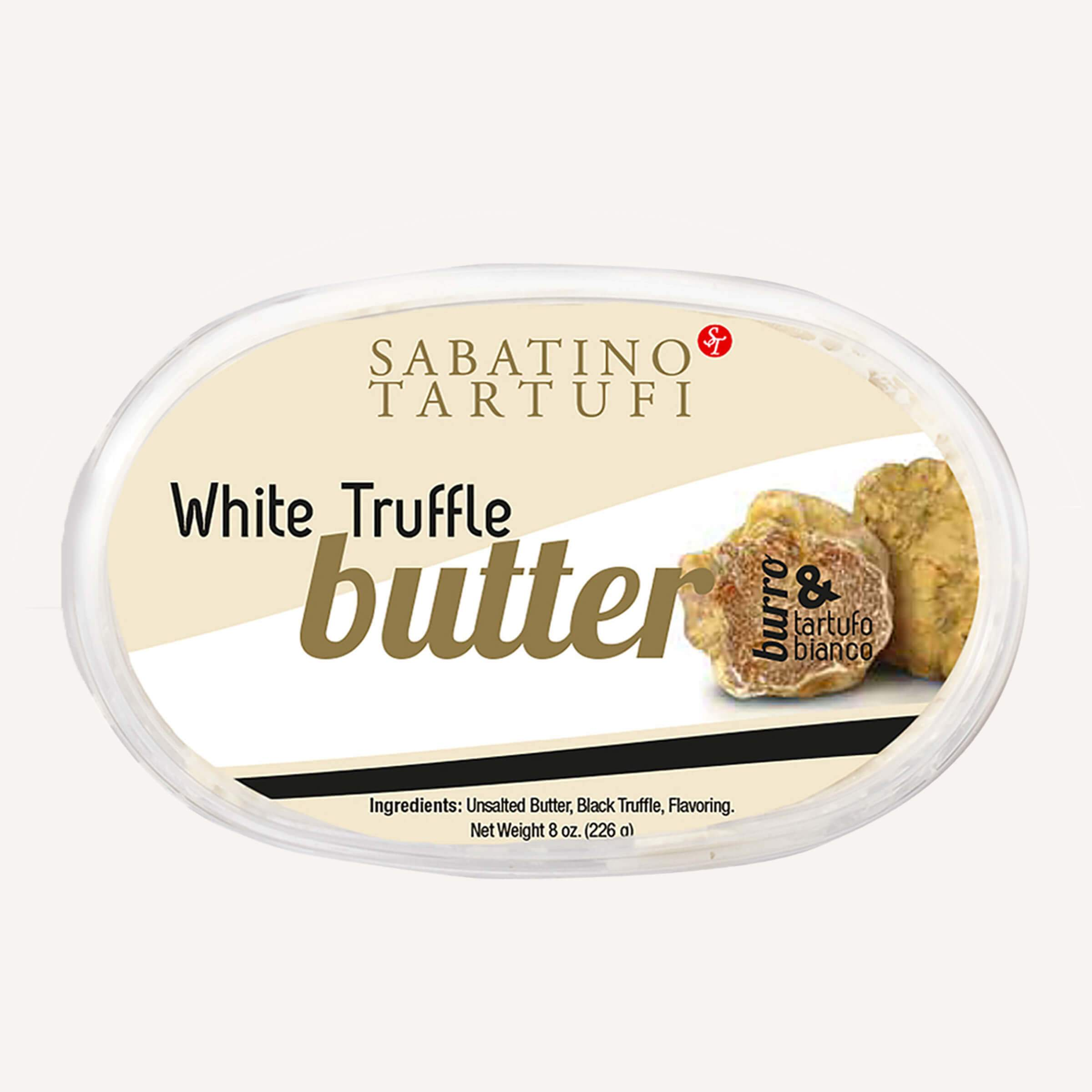 White Truffle Butter - 8 oz <br> Case Pack 12 Units
