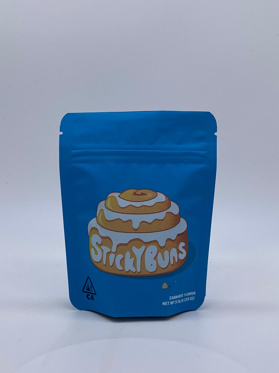 SF Cookies Bag – Sticky Buns 3.5 Grams Bag