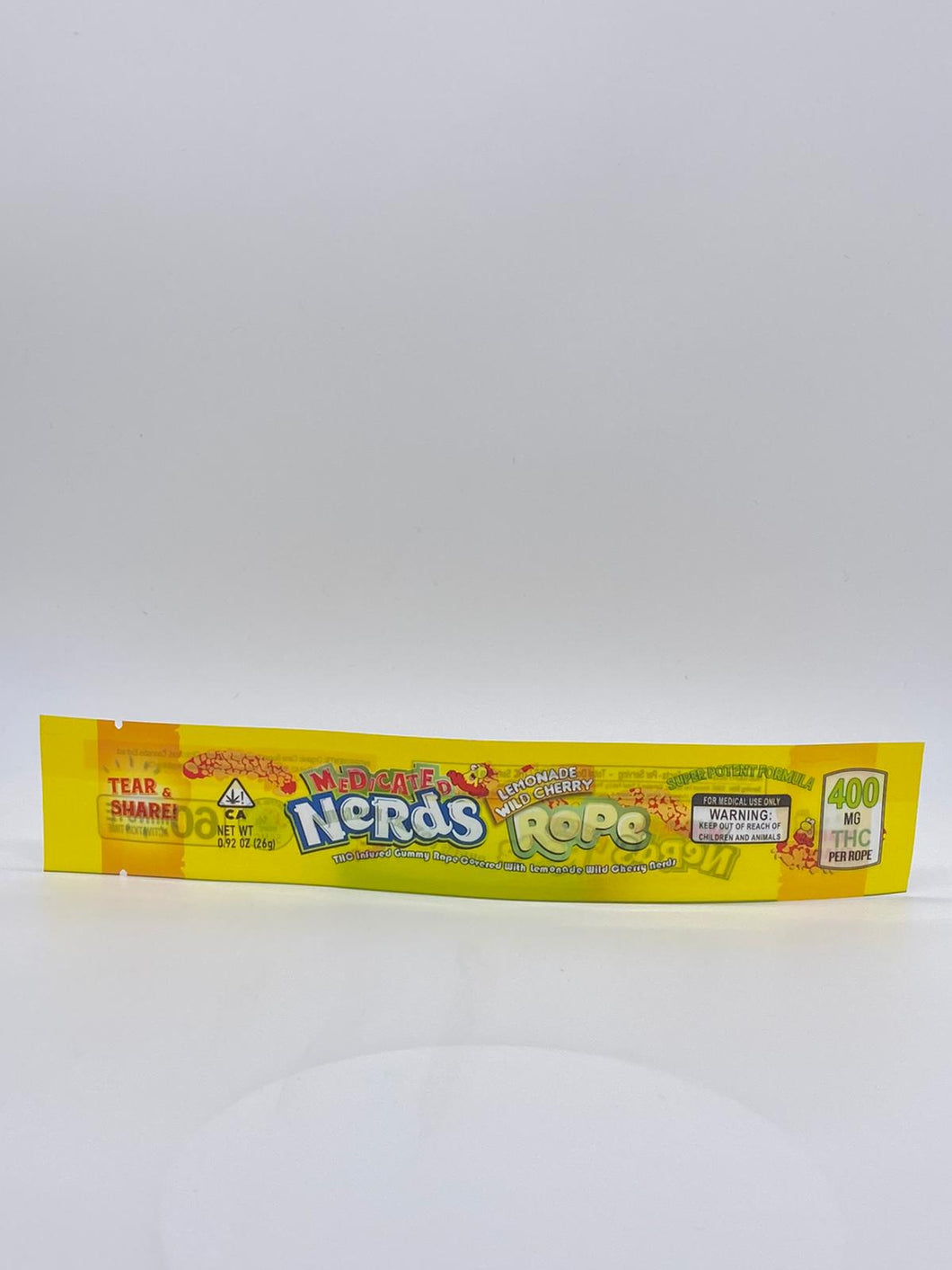 Nerds Rope Bag - Yellow