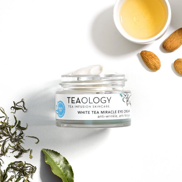 White Tea Miracle Eye Cream - Teaology Skincare